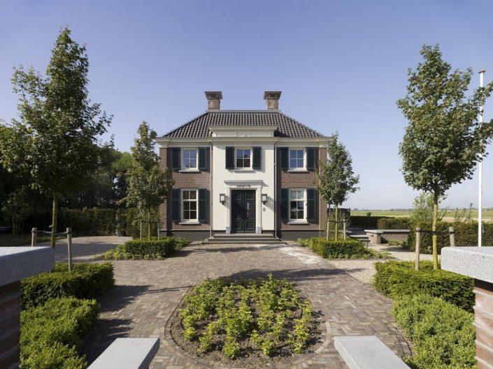 Classicistische stijl Friso Woudstra Architecten Westervoort