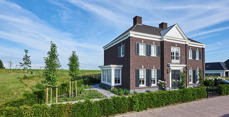 Classicistische villa Z-wonen