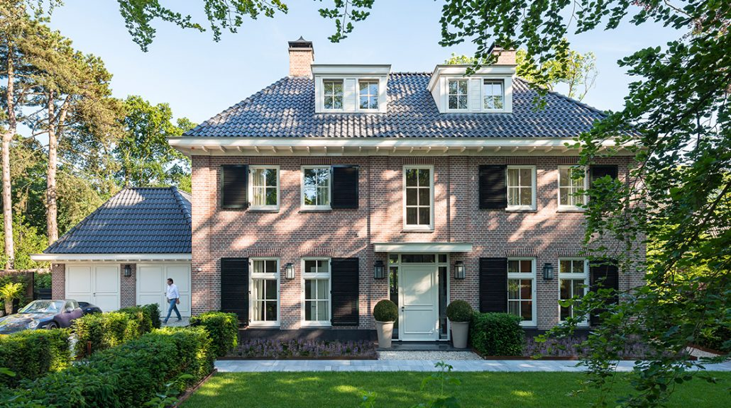 Villa in classicistische stijl Aerdenhout