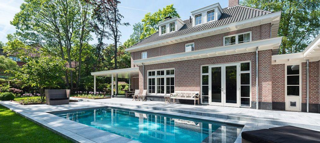 Villa in classicistische stijl Aerdenhout zwembad