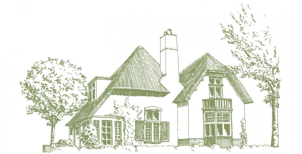 Overzicht kenmerken Cottage stijl