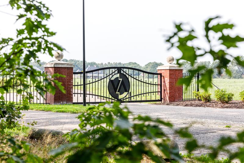 Toegangspoort Villa Parc Arcen